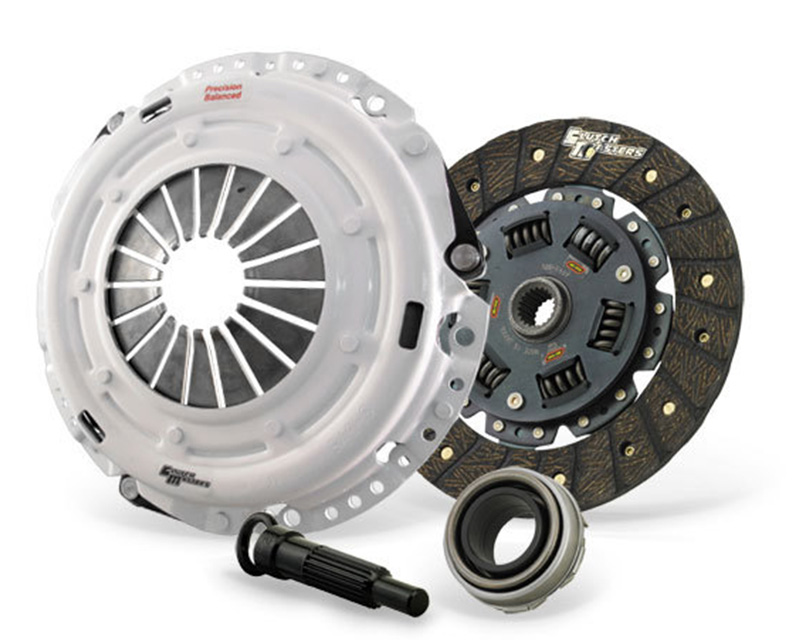 Clutch Masters 20934-HR00 FX100 Single Clutch Kit Porsche 996 3.6L GT2 Turbo 01-05