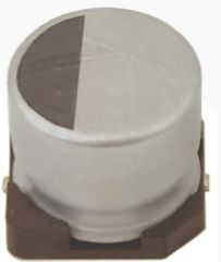 Nichicon 47μF Electrolytic Capacitor 6.3V dc, Surface Mount - UZG0J470MCL1GB (5)