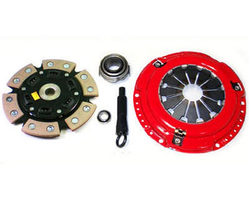 RalcoRZ Stage 4 Ceramic Solid Clutch Kit Toyota Supra Turbo 93-98