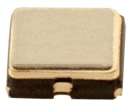 RS PRO , 10MHz Clock Oscillator, ±50ppm CMOS, 4-Pin SMD (5)