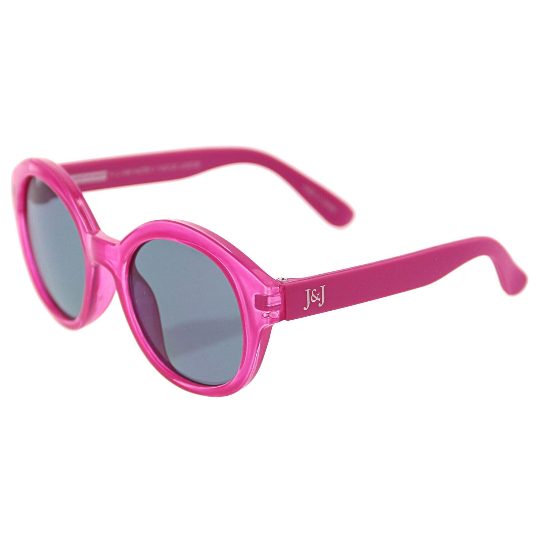 Janie And Jack Round Sunglasses 200397399 Pink