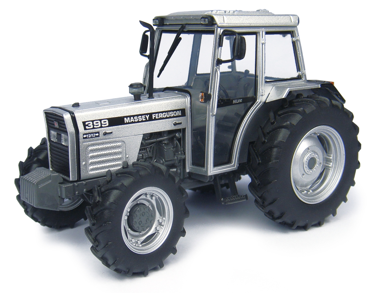 Massey Ferguson 399 Tractor Silver Edition