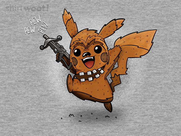 Pikachewie - Remix T Shirt