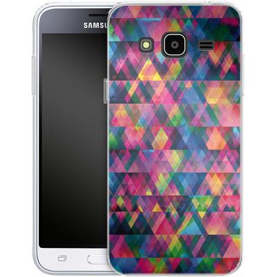 Samsung Galaxy J3 (2016) Silikon Handyhuelle - Graphic 84 von Mareike Bohmer