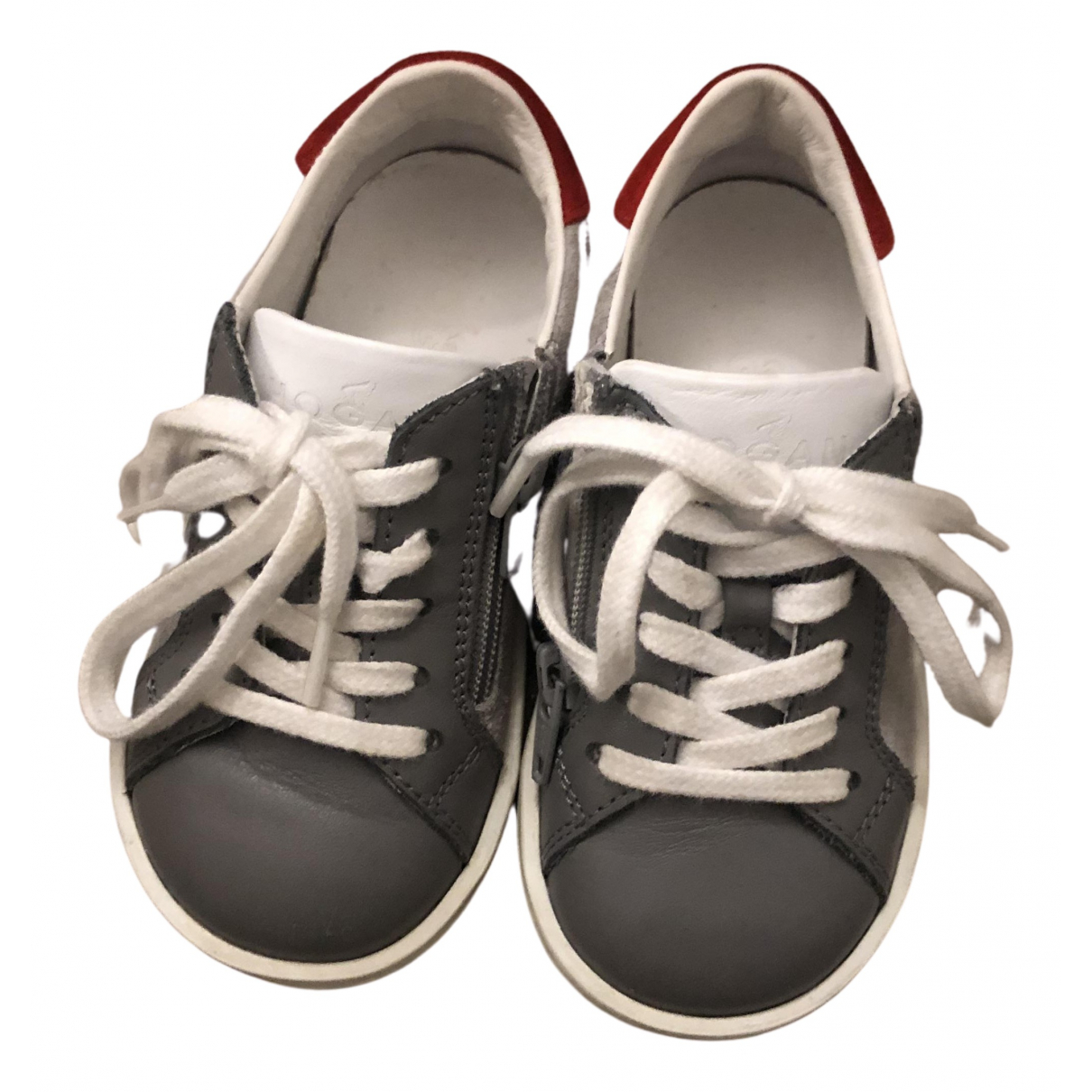 Zapatos de Cuero Hogan