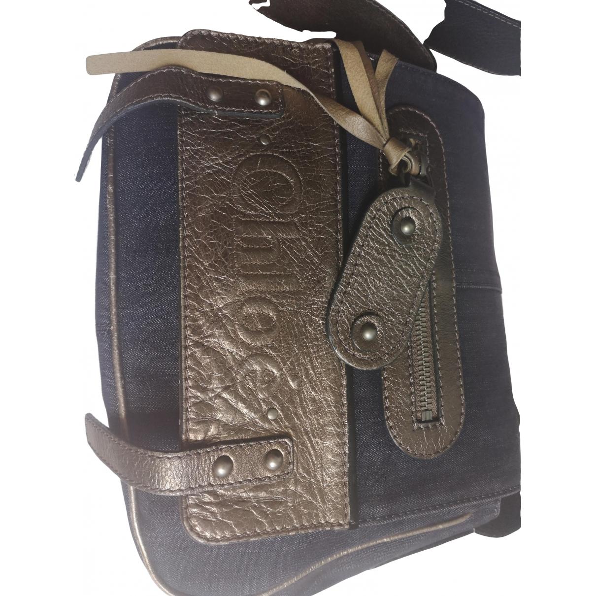 Chloé \N Blue Denim - Jeans handbag for Women \N