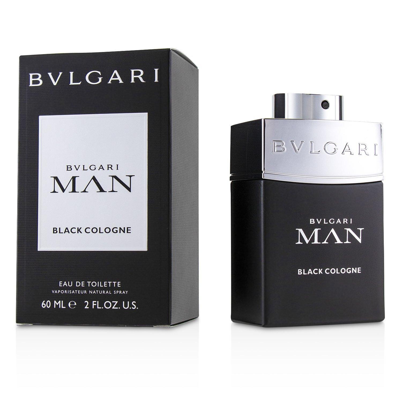 Man Black Cologne Eau De Toilette - 2oz