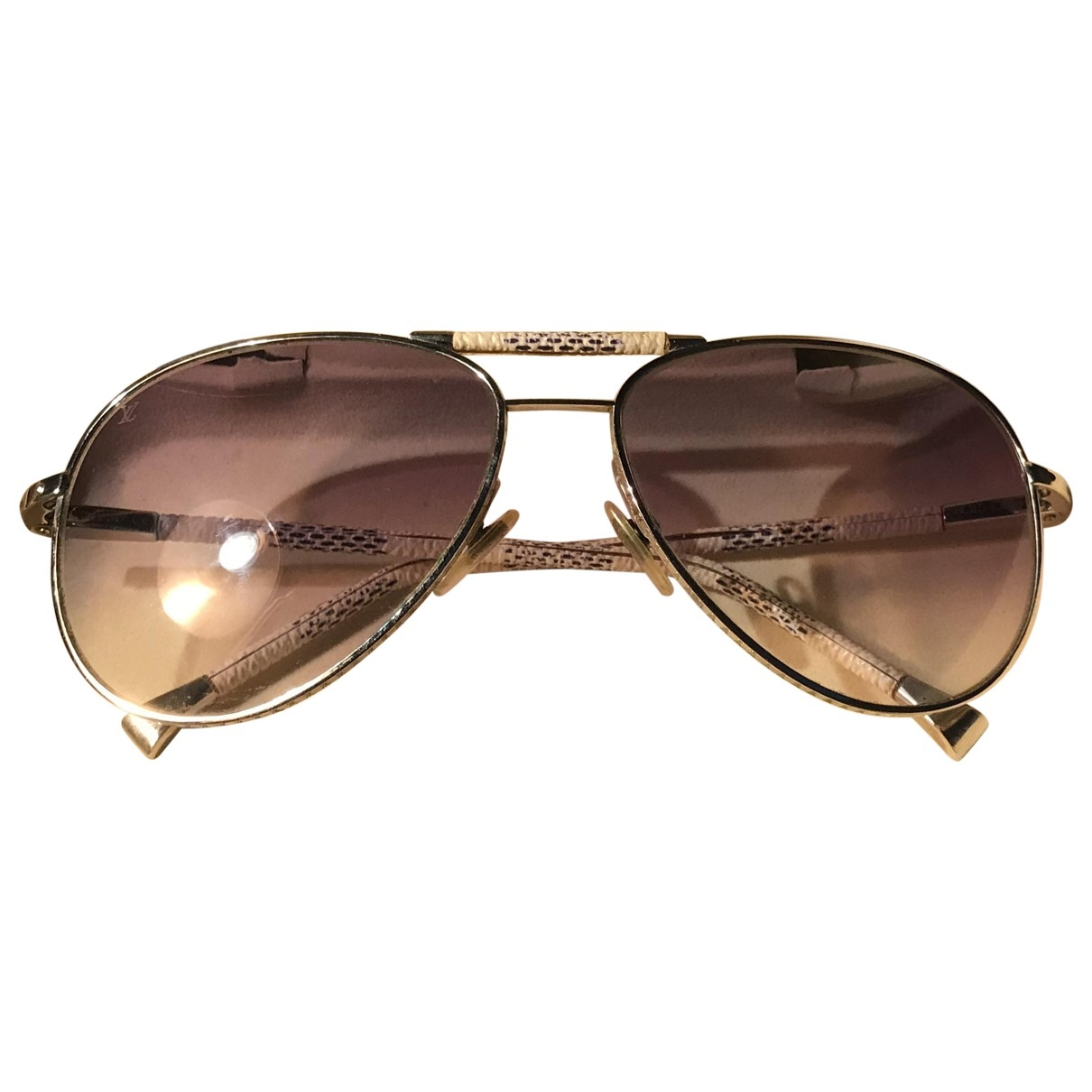 Gafas de aviador Louis Vuitton