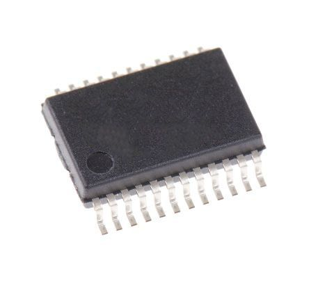 Maxim Integrated MAX208EEAG+, Line Transceiver, RS-232 4 (RS-232)-TX 4 (RS-232)-RX, 5 V, 24-Pin SSOP (58)