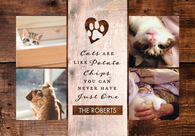 Pet Canvas Print, 20x30, Home Décor -The Good Kitty