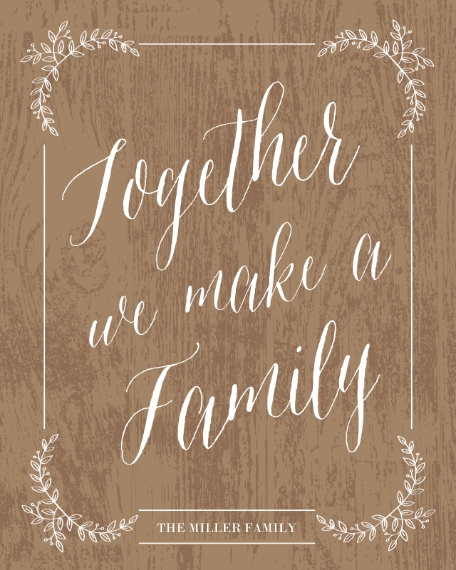 Everyday 16x20 Adhesive Poster, Home Décor -Laurel Life