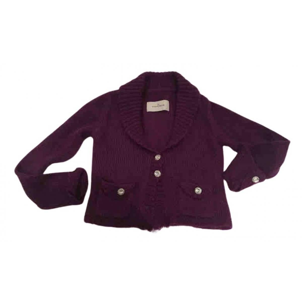 By Malene Birger N Purple Wool Knitwear for Women S International