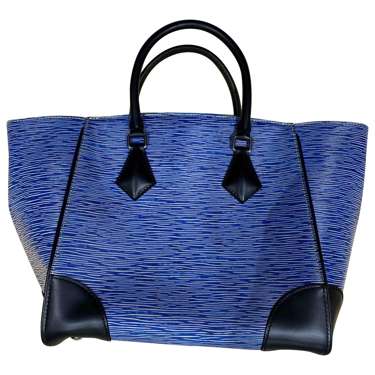 Bolso  Phenix de Cuero Louis Vuitton