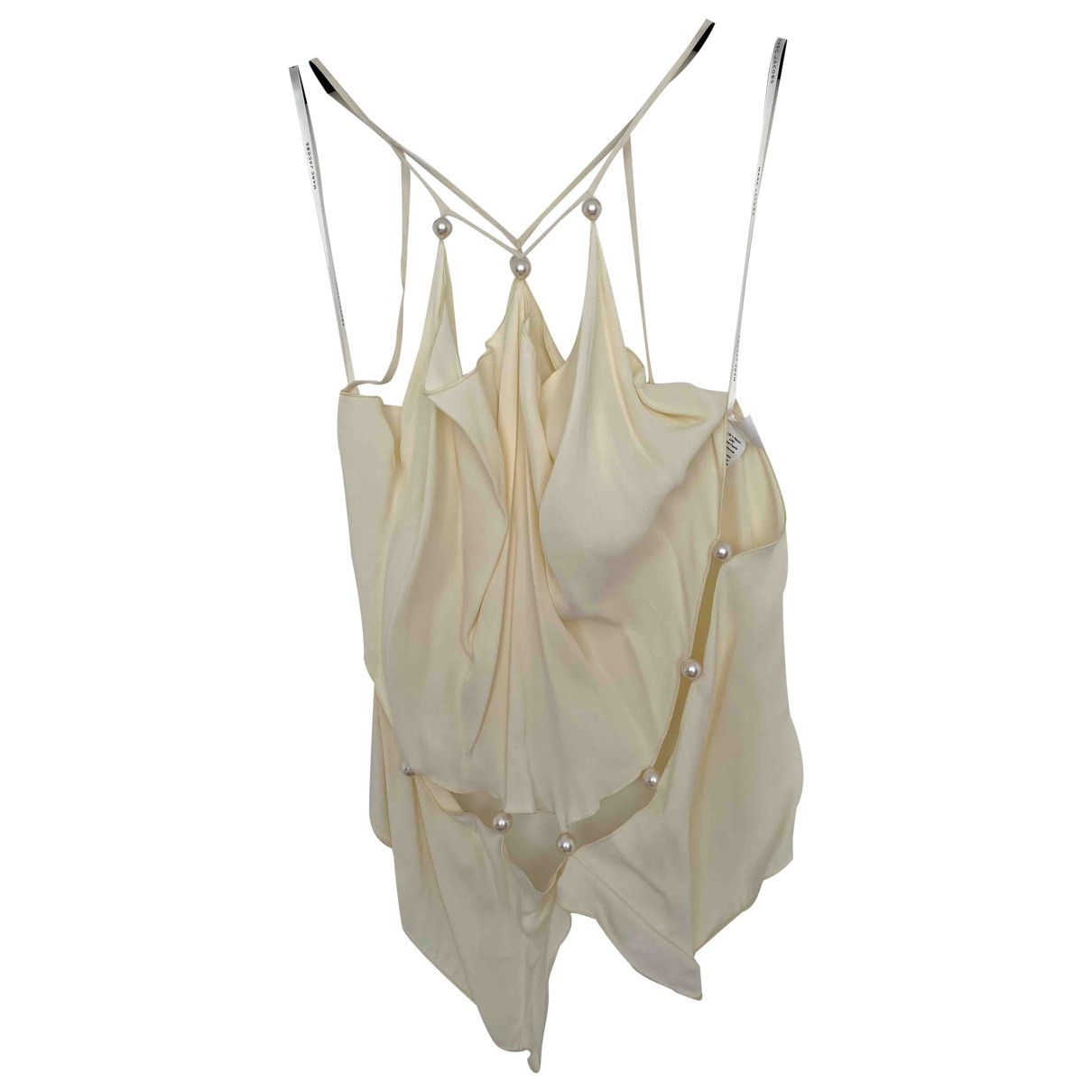 Marc Jacobs - Top   pour femme - blanc