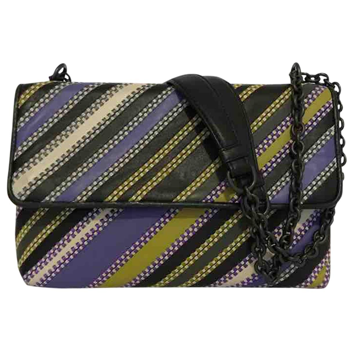 Bottega Veneta Olimpia Multicolour Leather handbag for Women N
