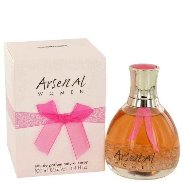 Arsenal - Gilles Cantuel Eau de Parfum Spray 100 ml