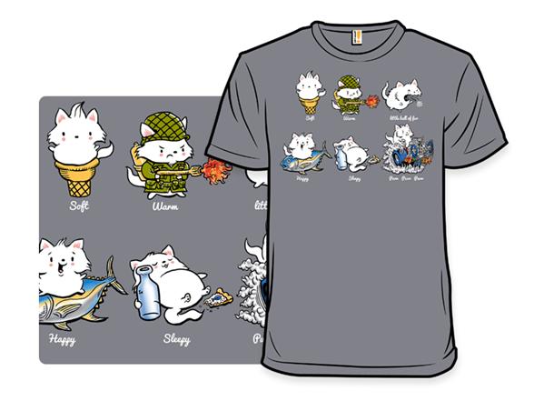 Soft Kitty T Shirt