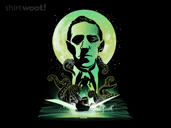 Book Of Lovecraft T Shirt