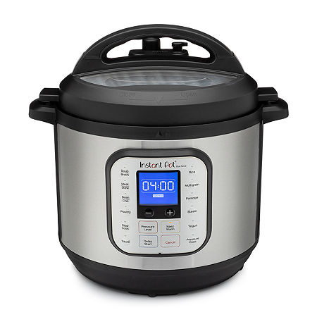 Instant Pot Duo Nova 8 Quart Electric Pressure Cooker, One Size , Stainless Steel