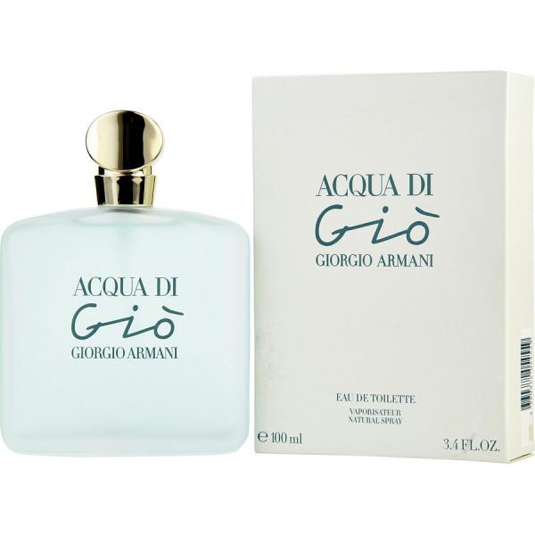 Acqua Di Giò Pour Femme - Giorgio Armani Eau de toilette en espray 100 ML