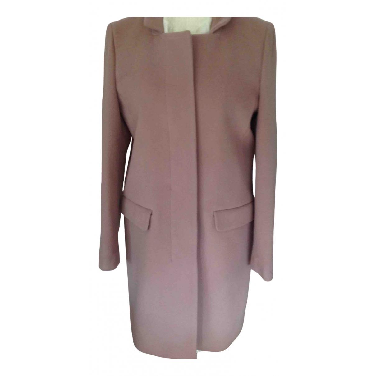 Closed - Manteau   pour femme en cachemire - rose