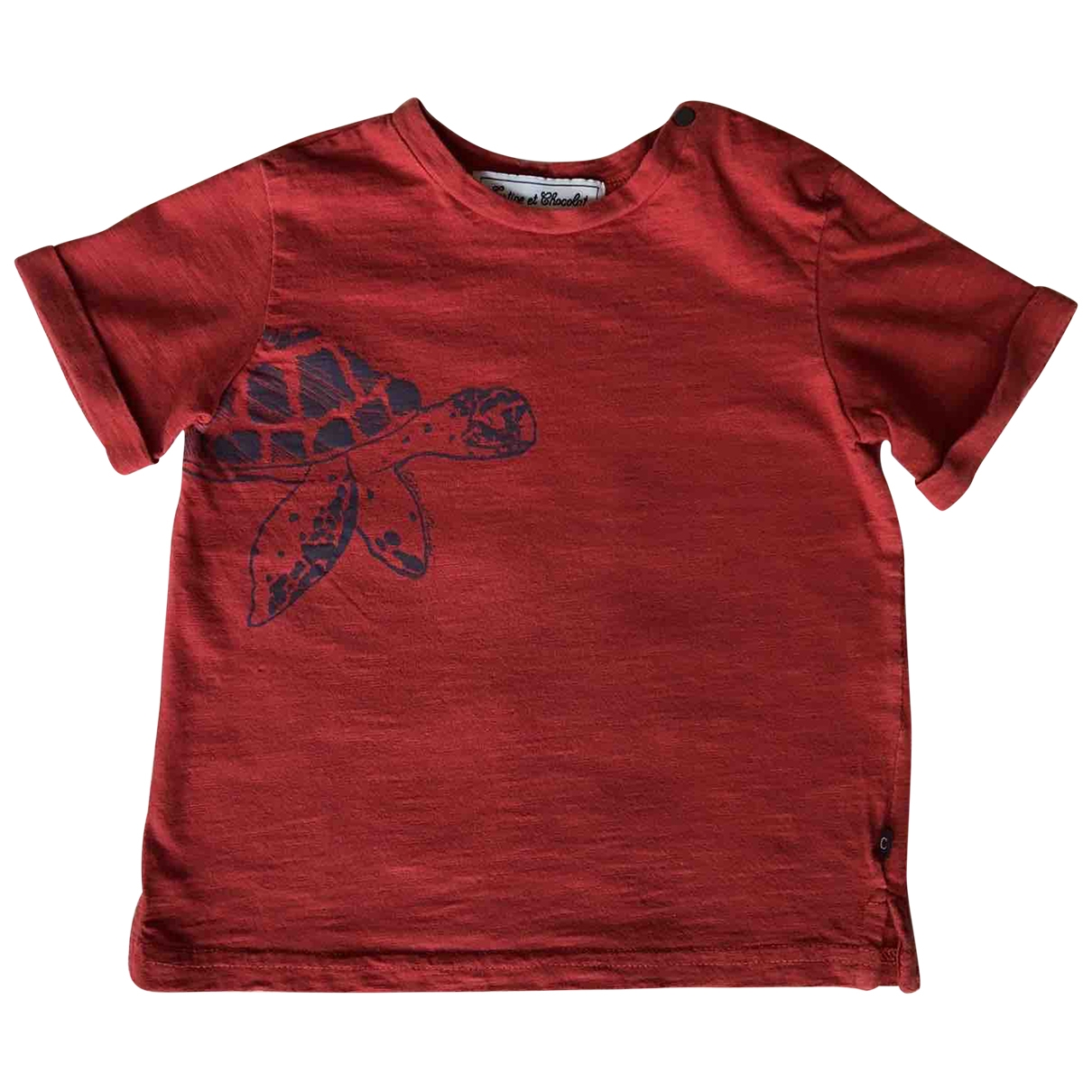Tartine Et Chocolat \N Red Cotton  top for Kids 3 years - up to 98cm FR
