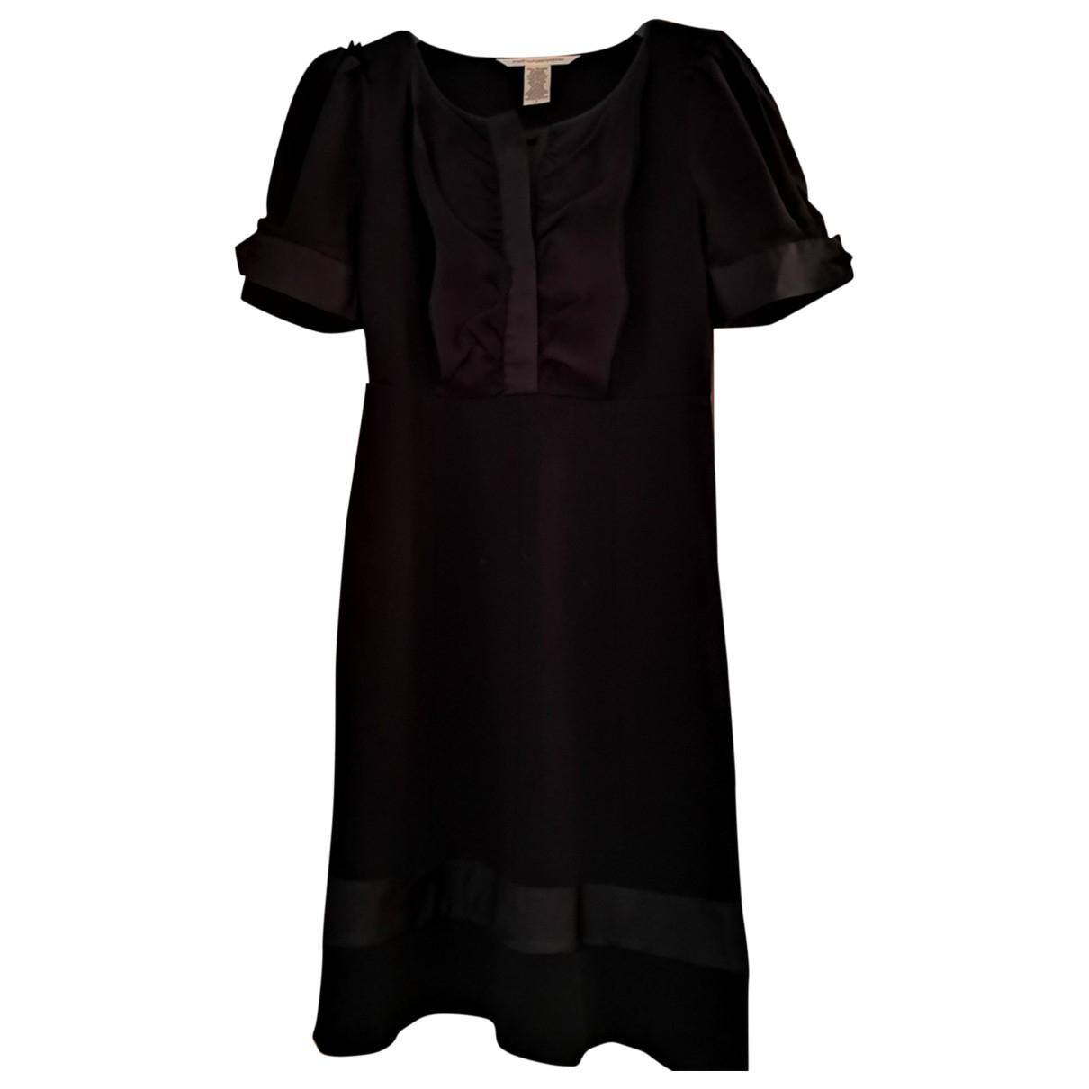 Vestido midi de Lana Diane Von Furstenberg