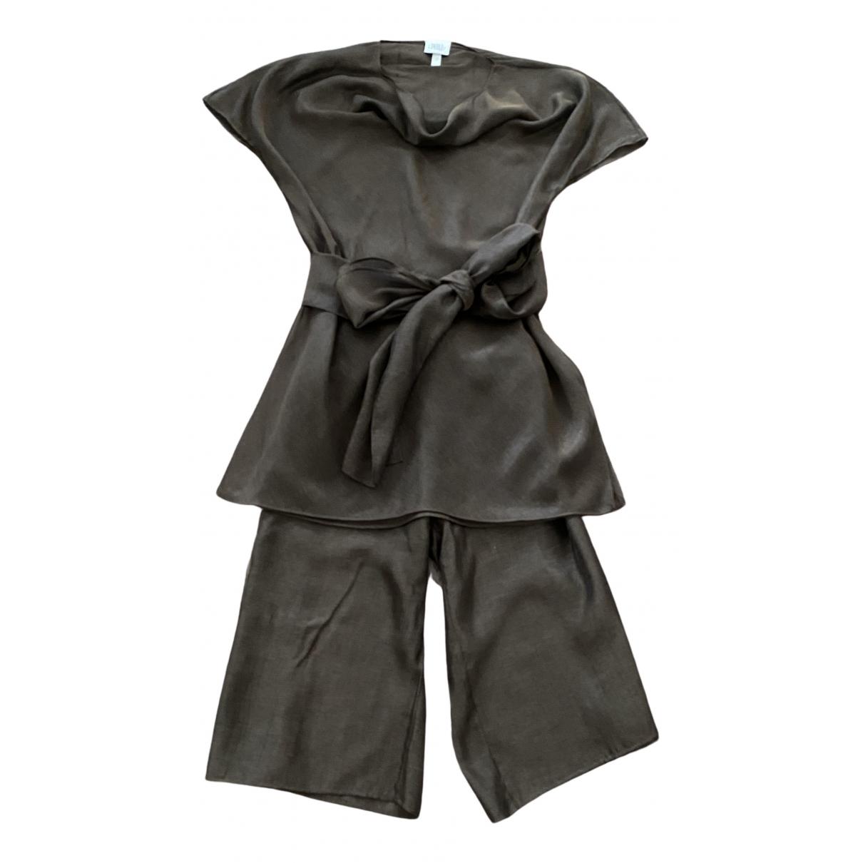 La Perla \N Brown jumpsuit for Women 44 IT