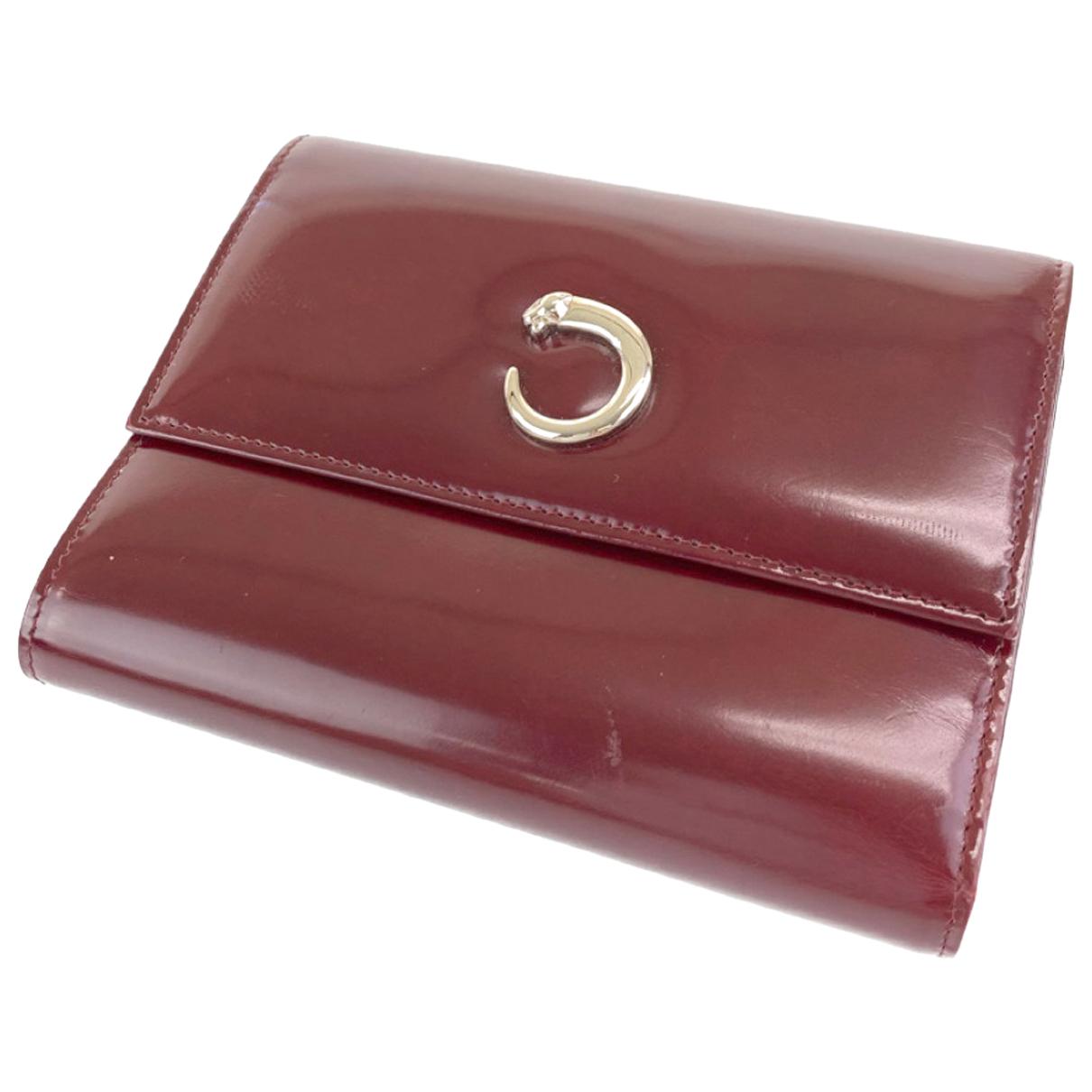 Marroquineria de Cuero Cartier