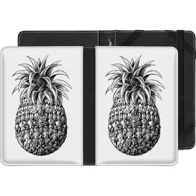 tolino shine eBook Reader Huelle - Ornate Pineapple von BIOWORKZ