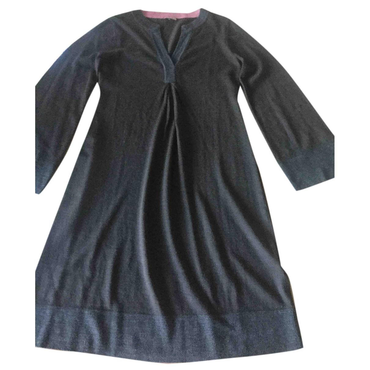 Maliparmi \N Kleid in  Bunt Wolle