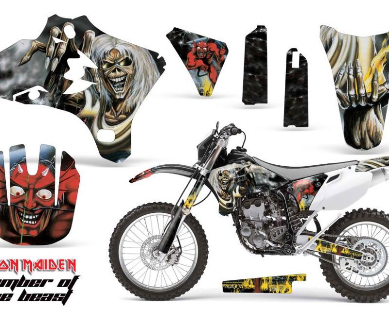 AMR Racing Dirt Bike Graphics Kit Decal Wrap For Yamaha YZ250F YZ450F 2003-2005áIM NOTB