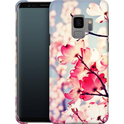 Samsung Galaxy S9 Smartphone Huelle - Dialogue With The Sky von Joy StClaire