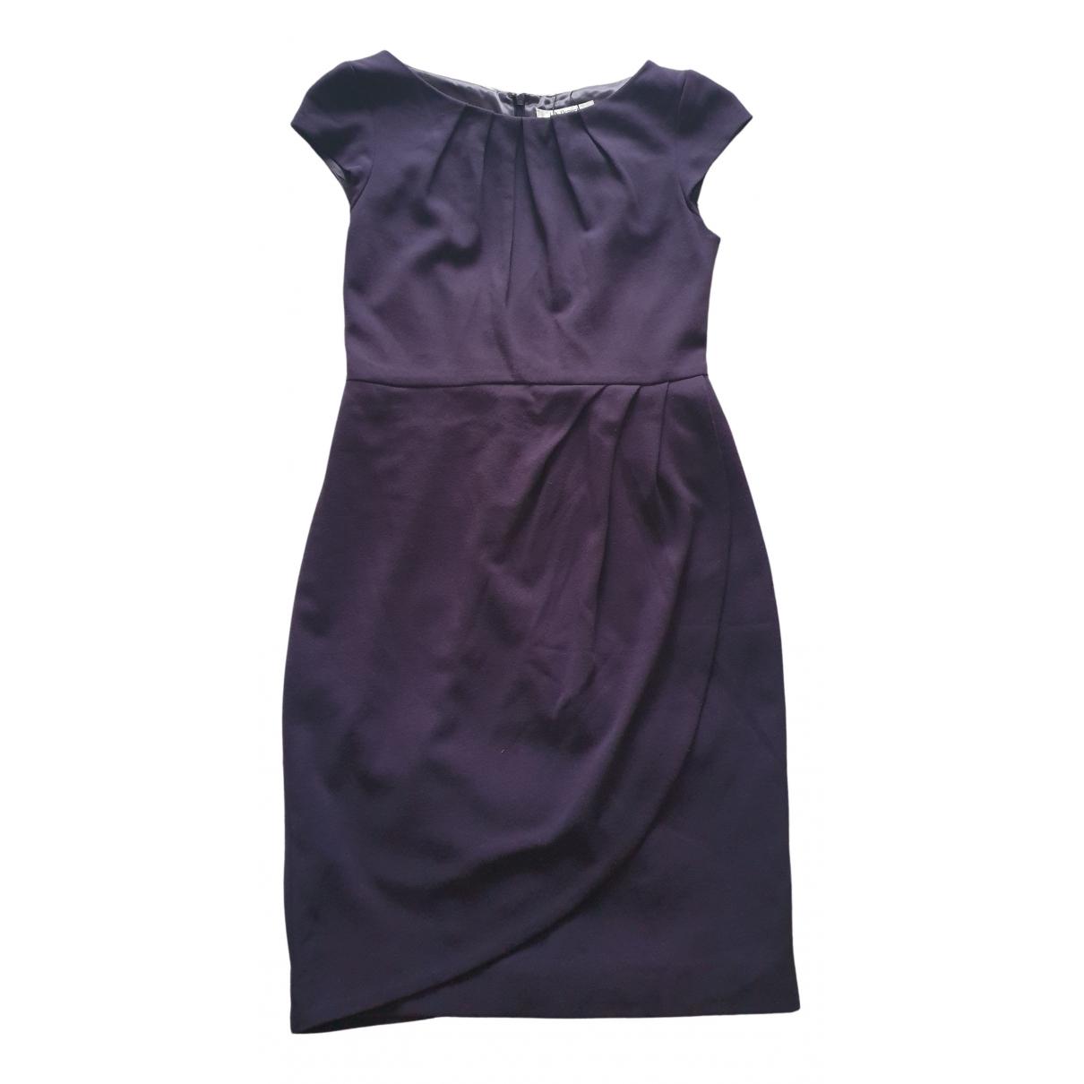 Lk Bennett - Robe   pour femme - violet
