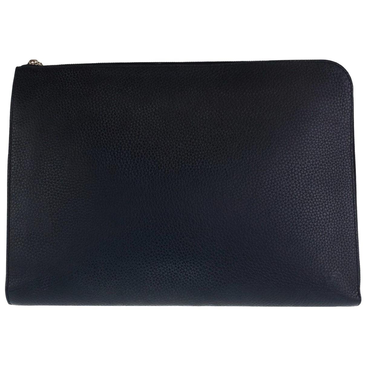 Louis Vuitton \N Cloth Small bag, wallet & cases for Men \N