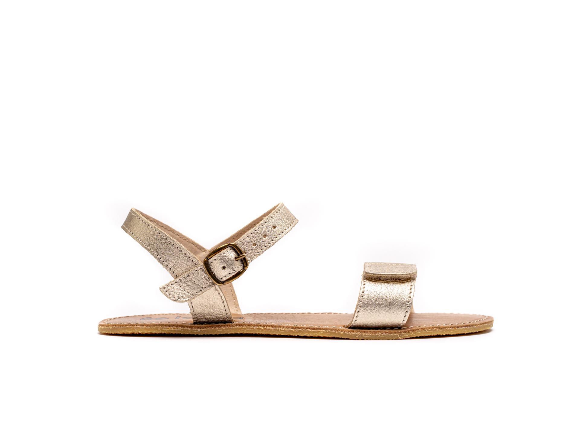 Barefoot Sandalen Be Lenka Grace - Gold 41