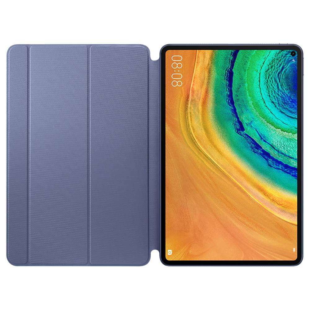HUAWEI Protective Smart PU Leather Case For Matepad Pro - Blue
