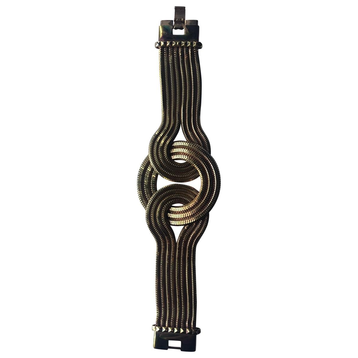 Lara Bohinc \N Armband in Metall