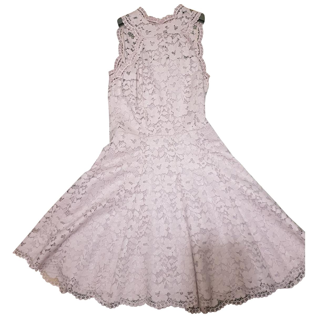 Liu.jo \N Pink Cotton dress for Women 42 IT