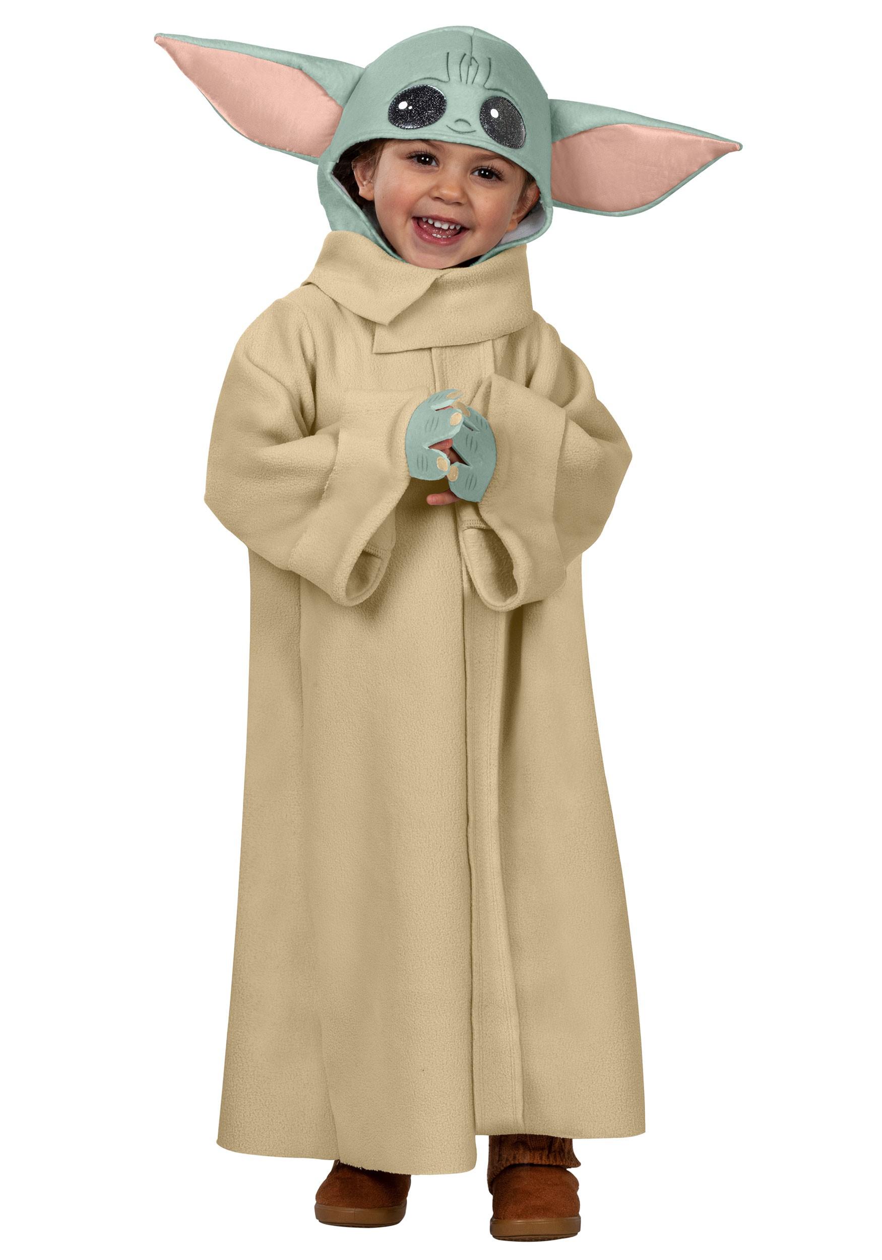 Kids The Child Mandalorian Costume