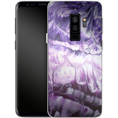 Samsung Galaxy S9 Plus Silikon Handyhuelle - Macro 5 von Gela Behrmann