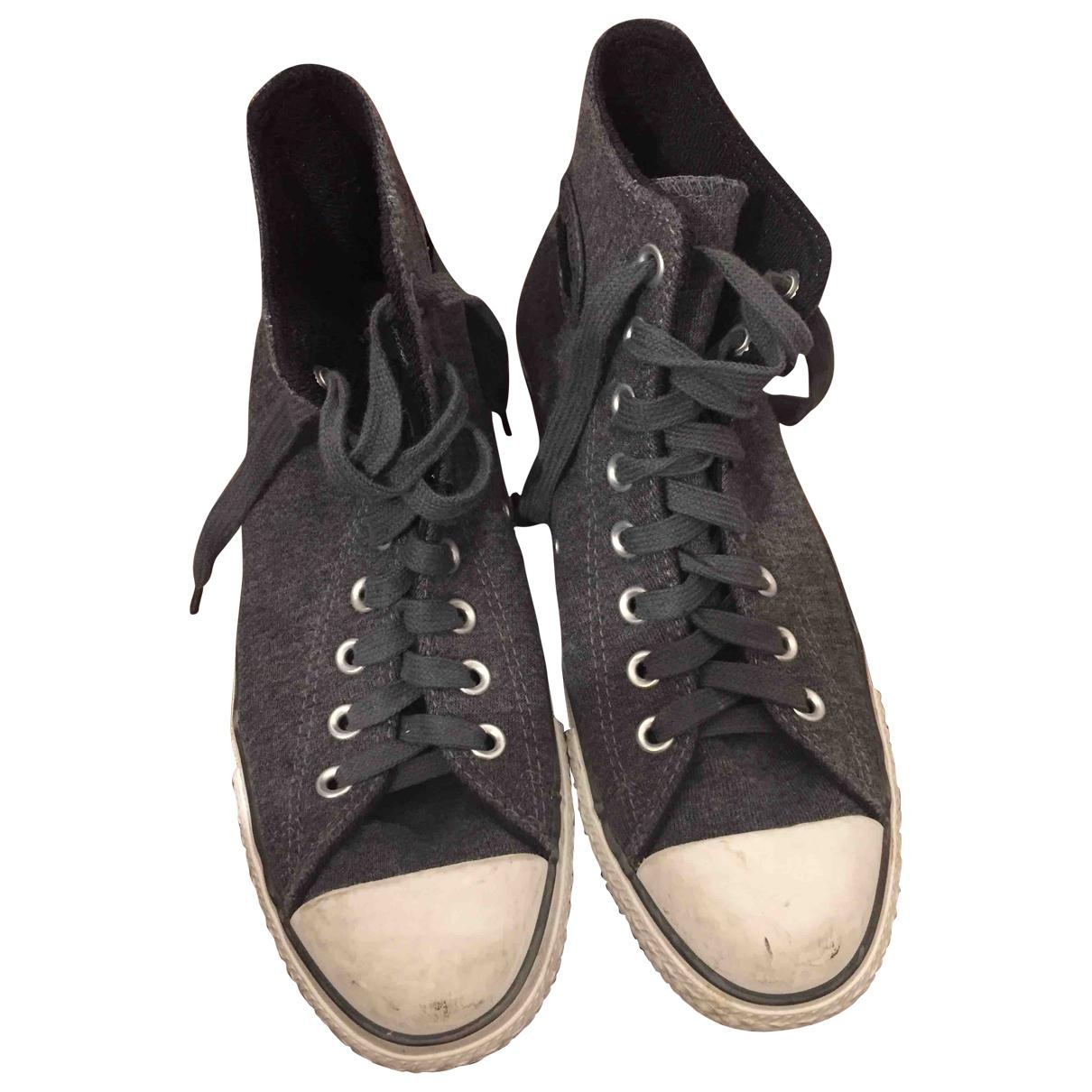Converse - Baskets   pour homme - gris