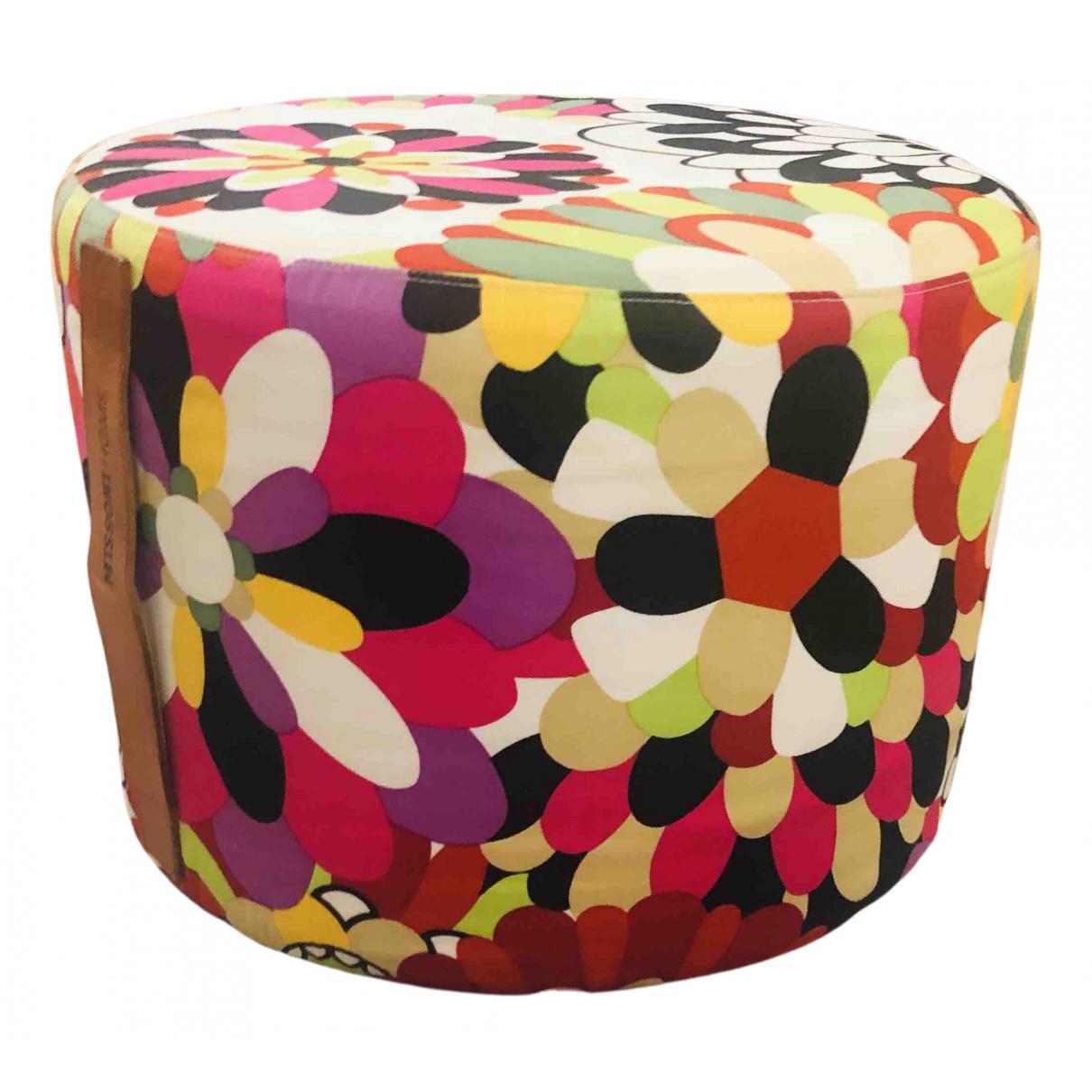 Missoni - Objets & Deco   pour lifestyle en toile - multicolore