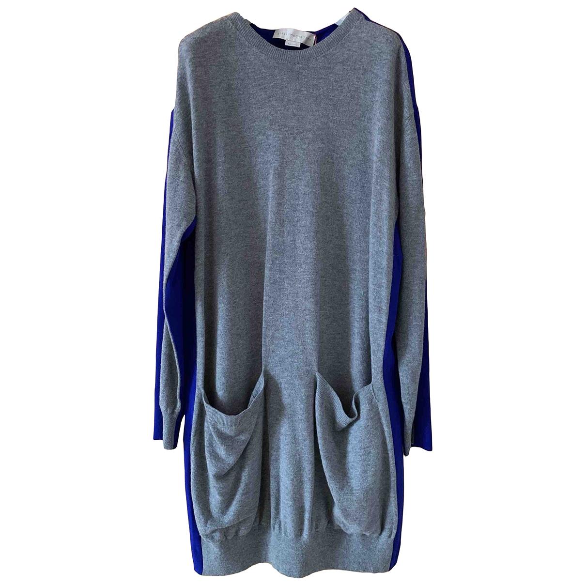 Stella Mccartney \N Multicolour Wool dress for Women 42 IT