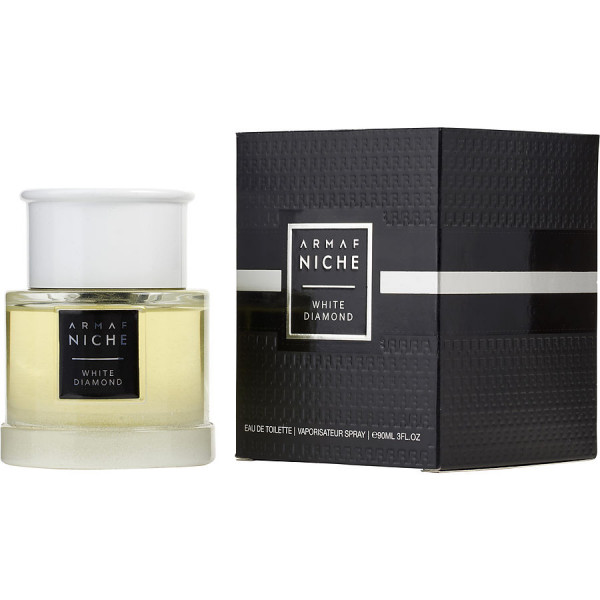 Niche White Diamond - Armaf Eau de Toilette Spray 90 ml
