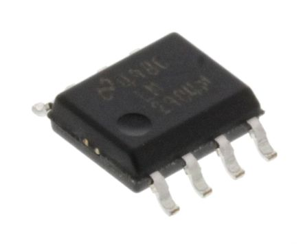 Texas Instruments LM2904M/NOPB , Precision, Op Amp, 1MHz, 5 → 24 V, 8-Pin SOIC (20)