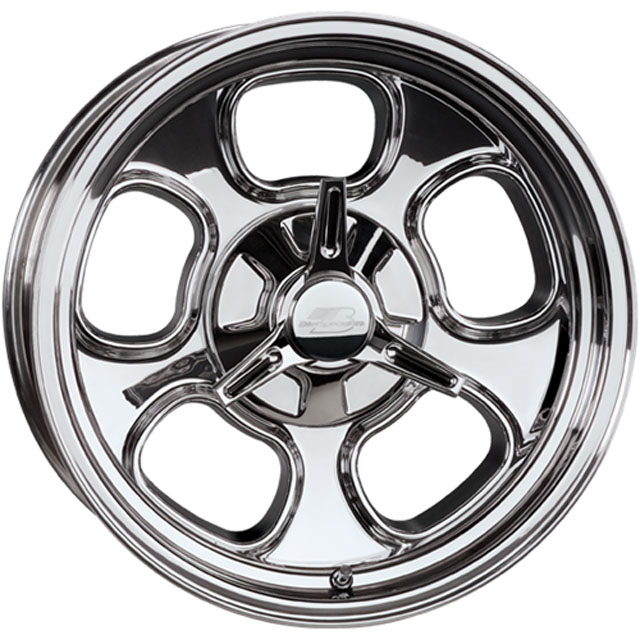Billet Specialties VS25510Custom Dragster Wheel 15x10