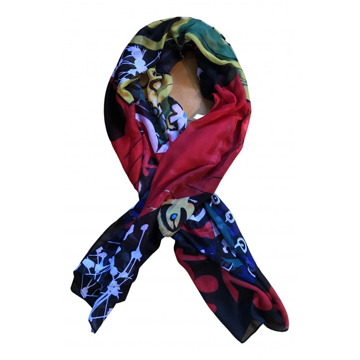 Desigual - Foulard   pour femme - multicolore