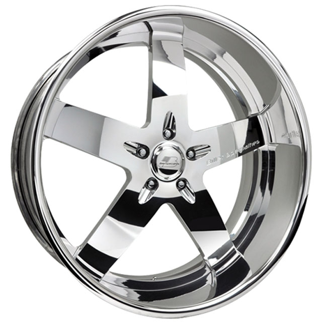 Billet Specialties DT92290Custom BLVD 92 Wheels 20x9