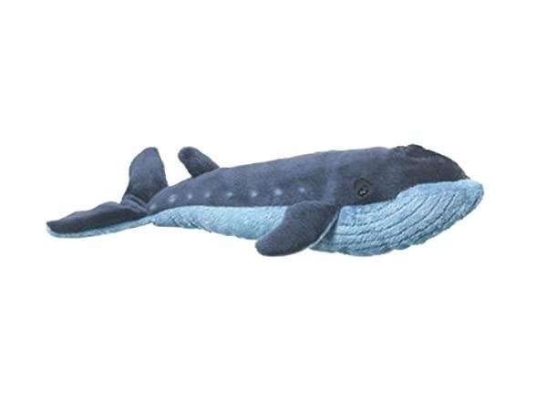 Blue Whale Stuffed Animal Plush Toy